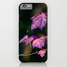 Purple fall Slim Case iPhone 6s