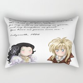 SW Couple+Halcon Rectangular Pillow