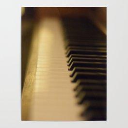 Piano Dream Poster