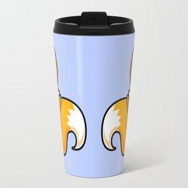Fox; Animal Fable Travel Mug