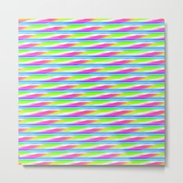 Colour jump 558 Metal Print