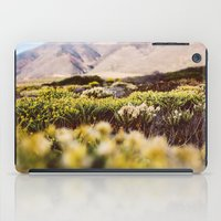 big sur iPad Cases featuring Big Sur by Shannon Lepere