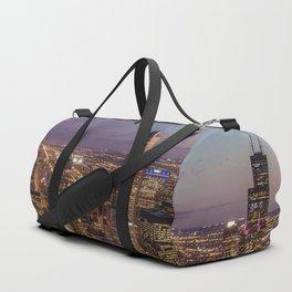 City Sunset Duffle Bag