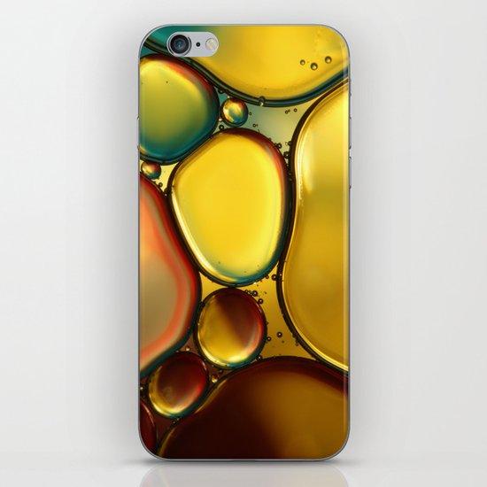Oil & Water Abstract II iPhone & iPod Skin