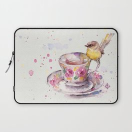 There is always time for tea Laptop Sleeve
