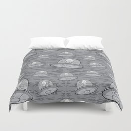 Abduction From Uranus Duvet Cover