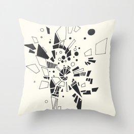 Composition #1 2016 Throw Pillow