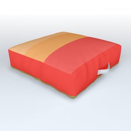 Martini Cocktail - Abstract Outdoor Floor Cushion