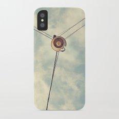 Old Lamp iPhone X Slim Case