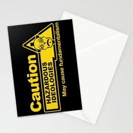 Hazardous Ideologies Stationery Cards