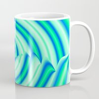 blues Mugs featuring Blues by Elena Indolfi