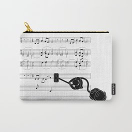 Vacuum sound Carry-All Pouch
