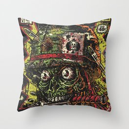 VietZombie Comic Throw Pillow
