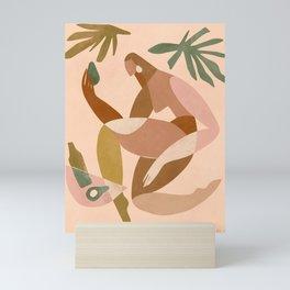 Avocado toast is all I really want Mini Art Print