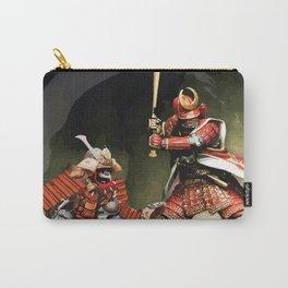 Samurai Warriors Baseball Furies Carry-All Pouch