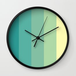 Color#1 Wall Clock