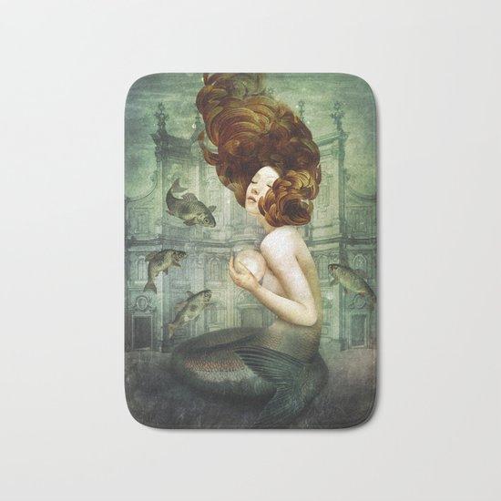 The Mermaid´s Pearl Bath Mat