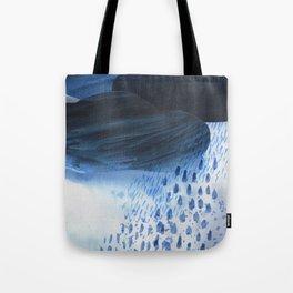 Rainstorm Tote Bag