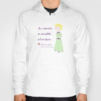 little prince Hoodies featuring Cute little prince by Pendientera