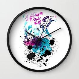 Lions Splash by GEN Z Wall Clock