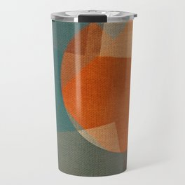 Rusty Sun Travel Mug