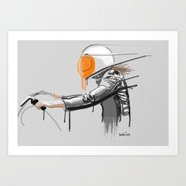 fevaaa Art Print