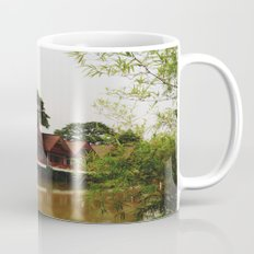 Bamboo Curtain Coffee Mug