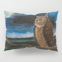 Night Owl Pillow Sham