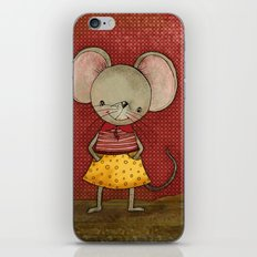 Danooshka the Mouse iPhone & iPod Skin