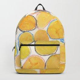 Cheerful orange Gathering Backpack