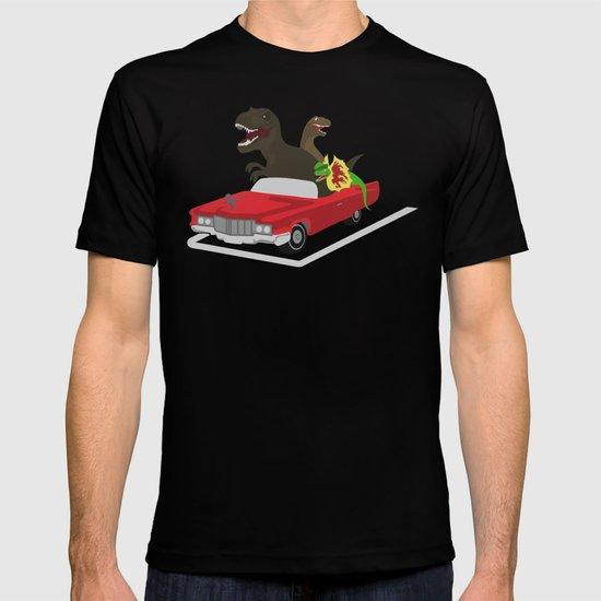 Jurassic Parking Only T-shirt