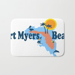 Ft Myers - Florida. Bath Mat