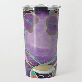 Purple Balance Travel Mug