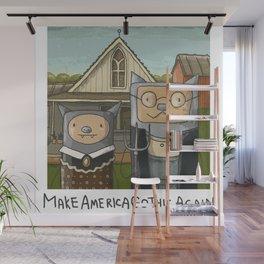 Make America Gothic Again Wall Mural
