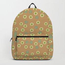 Coffee Shop Rings Backpack