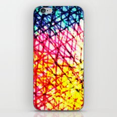 Vibrant Summer  iPhone Skin