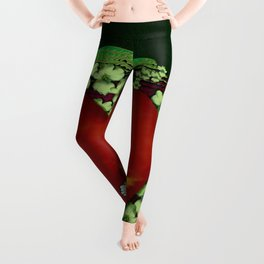 love is so big in the natures mosaic Leggings