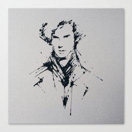 Splaaash Series - Mastermind Ink Canvas Print