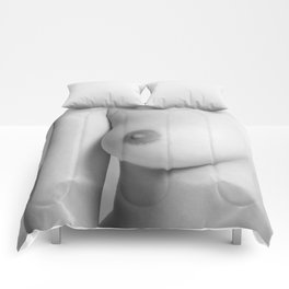 Naked Breast Comforters