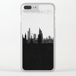 City Skylines: Ho Chi Minh City Clear iPhone Case