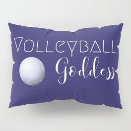 Volleyball Goddess Pillow Sham