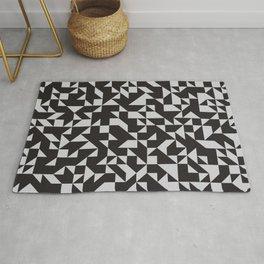 Girard Inspired Geometric Pattern Rug