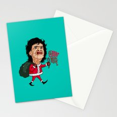 Ol' Saint Mick Stationery Cards