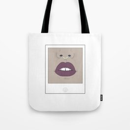 Instant Kiss Tote Bag