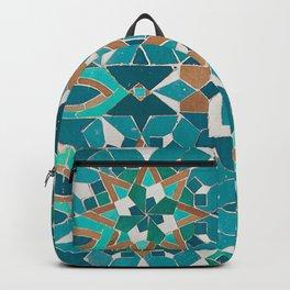 Zellige - Morocco - Casablanca II Backpack