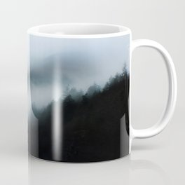 Foggy British Columbia Coffee Mug