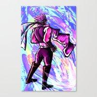 jojo Canvas Prints featuring JoJo by zeekayart