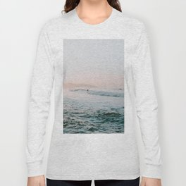 summer waves Long Sleeve T-shirt