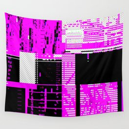 Error 9 Wall Tapestry