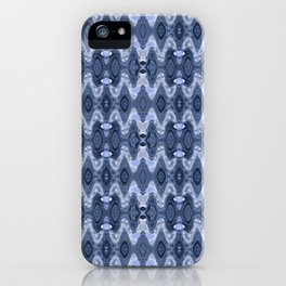 Ice Cave Wave iPhone Case